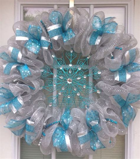 winter decorations to make how to make a mesh wreath deco mesh wreath tutorial with pictures