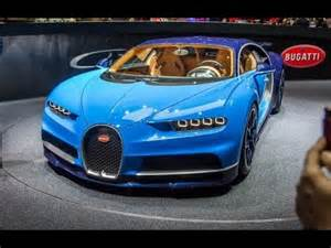 the new fastest car in the world 2017 bugatti s 2 6 million chiron is the new fastest car