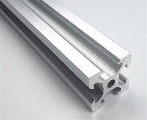 V Slot Aluminium Profile Extrusion Rail 2020 Black Ox Cnc Frame 100cm 1 500mm 2020 v slot aluminium extrusion profile free shipping by air parcel 3dpmav