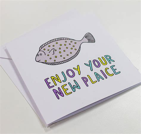 how to potty a in a new home enjoy your new plaice new home card by dearly notonthehighstreet