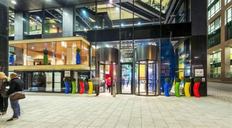 google hq dublin google cus in dublin dazzles with color and creativity