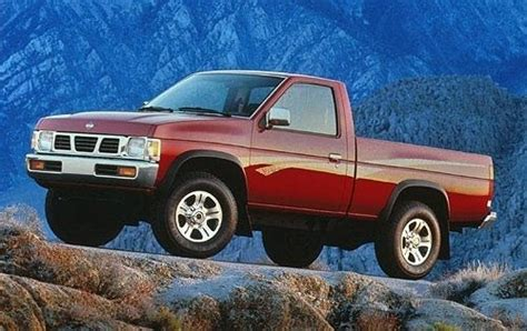 nissan pickup 1996 used 1996 nissan truck for sale pricing features edmunds