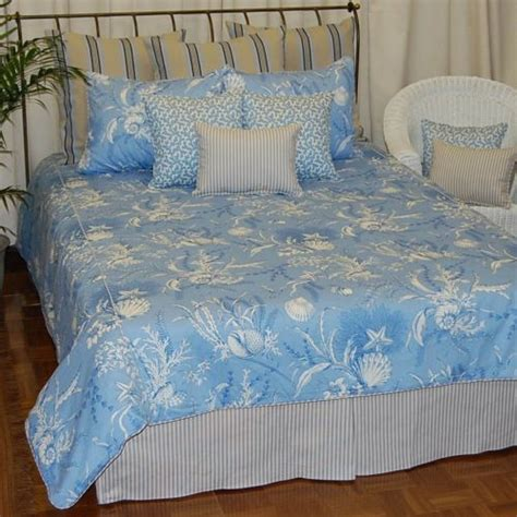 dakotah by the sea blue bedding by dakotah bedding