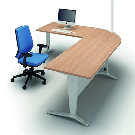 scrivania angolo idea ypsilon 02 doppia scrivania ad angolo struttura in