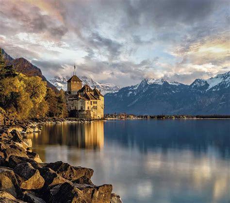 imagenes de otoño en suiza viaje a suiza del lago lem 225 n a los alpes