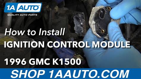 how to change iginition switch on a 1996 ford f250 1996 ford escort gt ignition switch metal how to install replace ignition control module v8 5 7l 1996 99 gmc sierra k1500 youtube