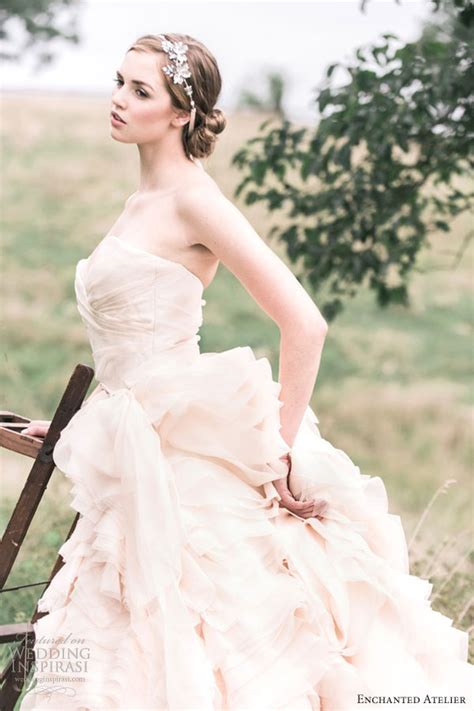 enchanted atelier fall 2013 bridal accessories wedding