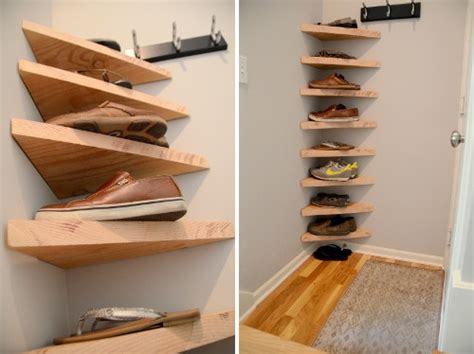 shoe rack ideas vertical shoe rack plans interesting ideas for home