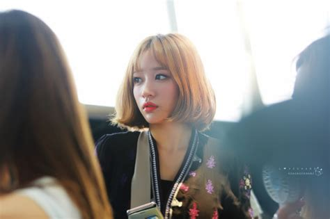 celebrities who have recently cut their hair 7 female idols who cut their hair short recently koreaboo