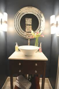 half bathroom interior decoration decosee