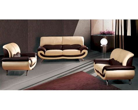 Sofa Set Modern European Furniture Modern Two Tone Sofa Set 33ss11