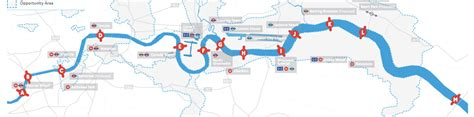 thames river map tfl unlucky 13 tfl s smokescreen obscures river crossings