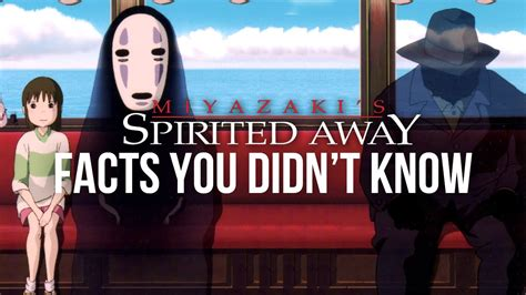 film quiz no faces facts you didn t know spirited away youtube