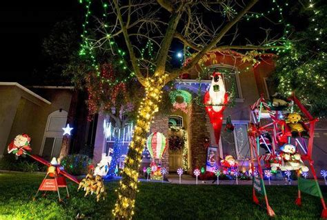 catchy collections of christmas tree lane turlock ca