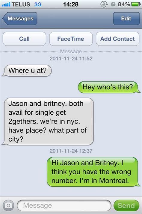 text sms the grey literature creepy ananas
