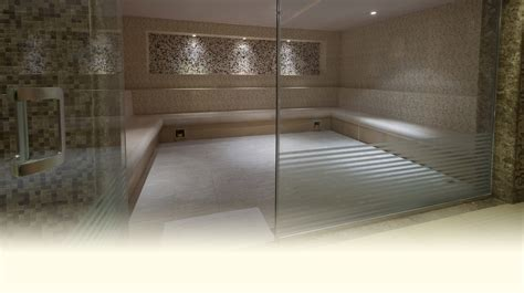 A Steam Room by Commercial Steam Rooms Steam Baths