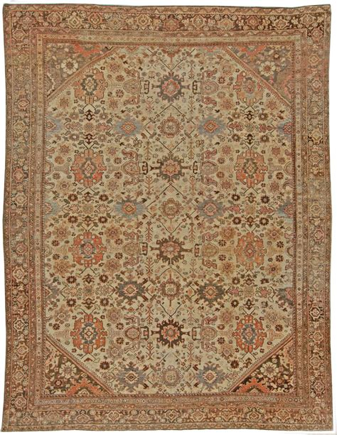antique sultanabad rug bb5653 by doris leslie blau