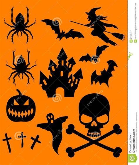 halloween themed art halloween theme vector images clip art royalty free