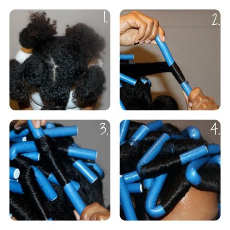 how to use flexi rods on natural hair braids can you use flexi rods on dry hair hairstylegalleries com
