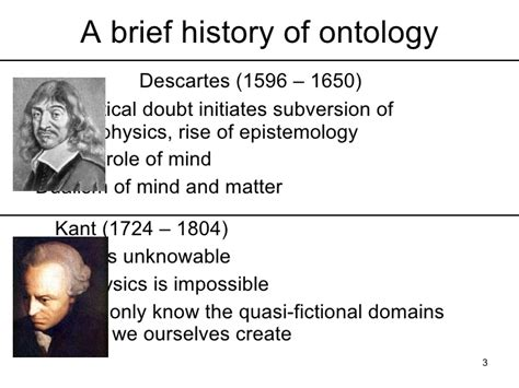 descartes mind and matter ontology as a branch of philosophy