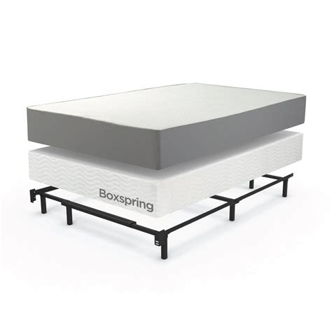 King Size Adjustable Bed Frame Bedoom Decor King Size Furniture Adjustable Steel Bed Frame With 9 Legs New Ebay