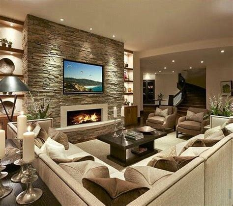 stone wall in living room best 25 basement fireplace ideas on pinterest reclaimed
