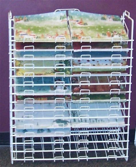 pattern paper rack 45 best scrapbook paper storage rack images on pinterest