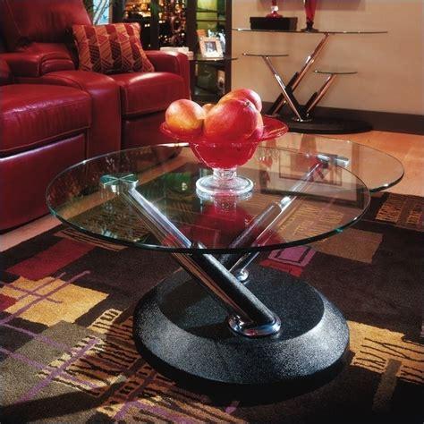 magnussen modesto 2 metal accent table set in