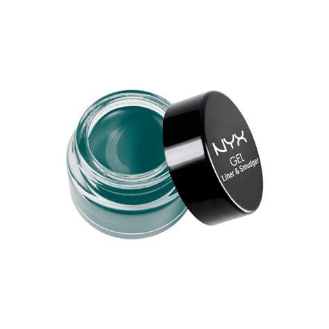 Nyx Gel Liner nyx gel liner and smudger 03 teal mojadrogerija si