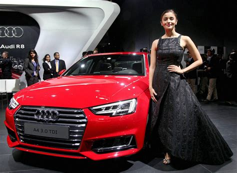 audi new series auto expo 2016 audi and jaguar launch new series