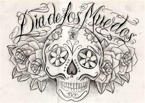 dia drawing dia de los muertos by willemxsm on deviantart