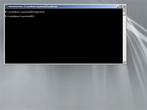 install windows 10 pxe installing windows 7 over pxe network boot server on rhel