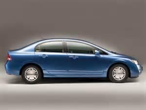 honda civic ima hybrid 2006 automativ de das auto