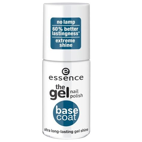 lada gel essence baza de unghii essence the gel nail base coat