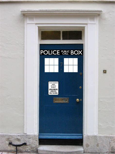 Tardis The Geeky Hostess Part 2 Tardis Blue Front Door