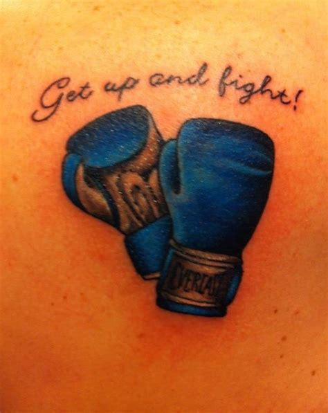 cross with boxing gloves tattoo best 25 boxing gloves ideas on boxing