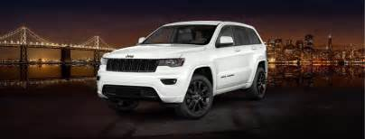 Jeep High Altitude 2017 Jeep Grand Altitude Limited Edition