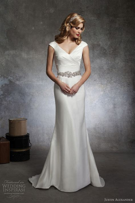 Wedding Dresses Cap Sleeves by Wedding Gown With Cap Sleeves Www Imgkid The Image