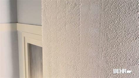 Behr Paint by Pintura Behr Como Aplicar Pintura Texturizada Aplanada