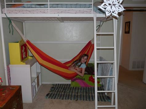 Bunk Bed Hammock 1000 Ideas About Hammock Bed On Hanging Furniture Bohemian Living Spaces And