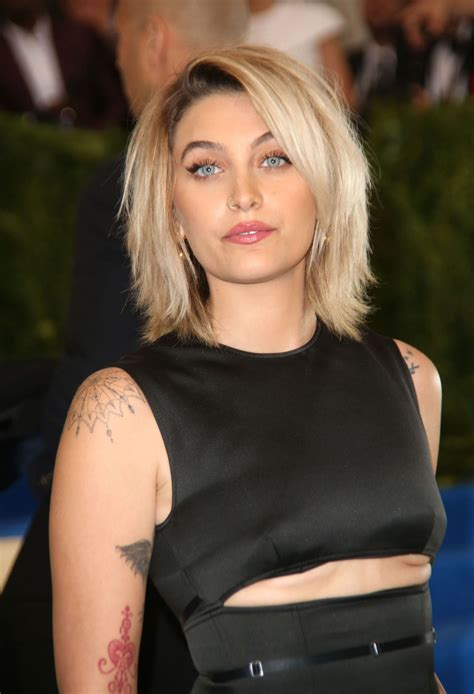 paris jackson at met gala in new york 05 01 2017