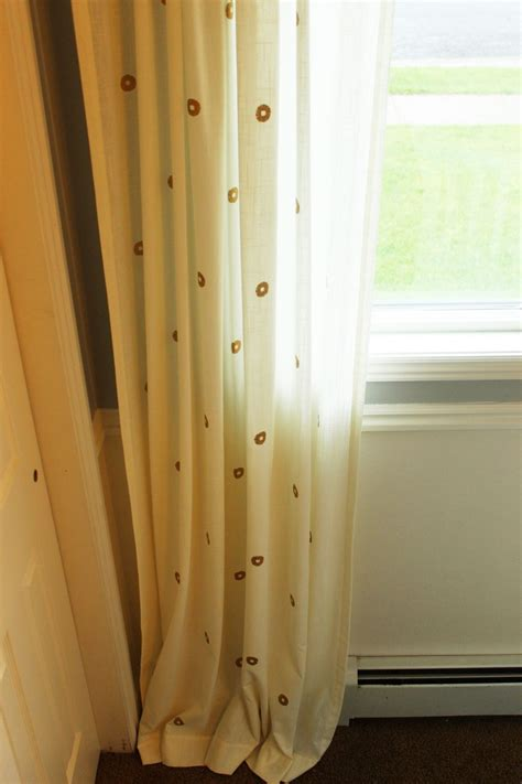 hanging draperies how to hang curtains a basic guide