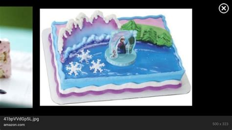 themes line frozen this is the disney frozen theme cake they have in their