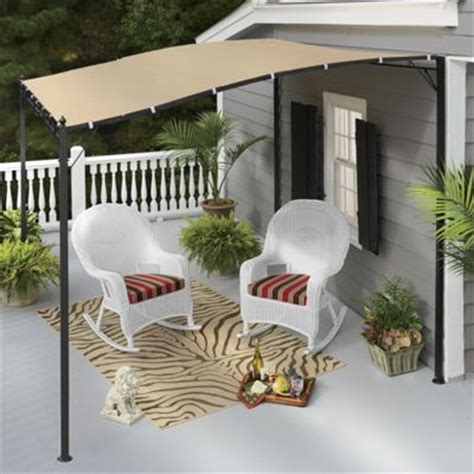 sunshade awning gazebo sunshade awning gazebo from through the country door 73462