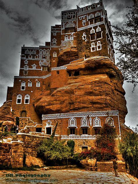 king solomon stone house yemen      flickr