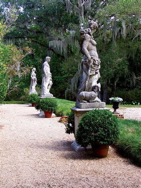 antebellum garden design  house   house