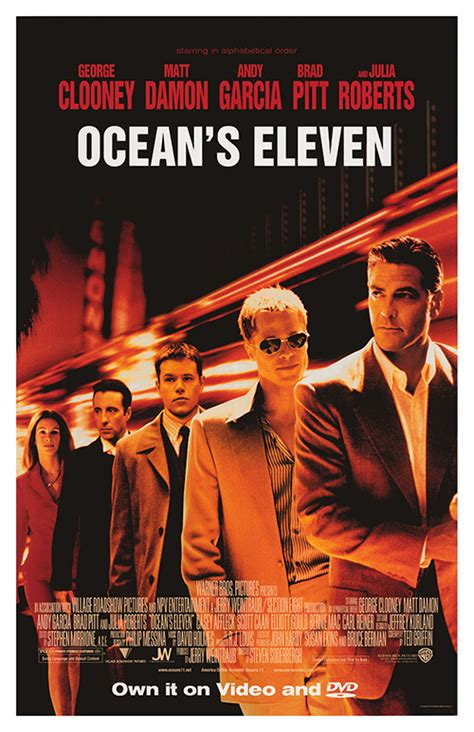 Ocean's Thirteen movie posters at movie poster warehouse ... K 11 Poster
