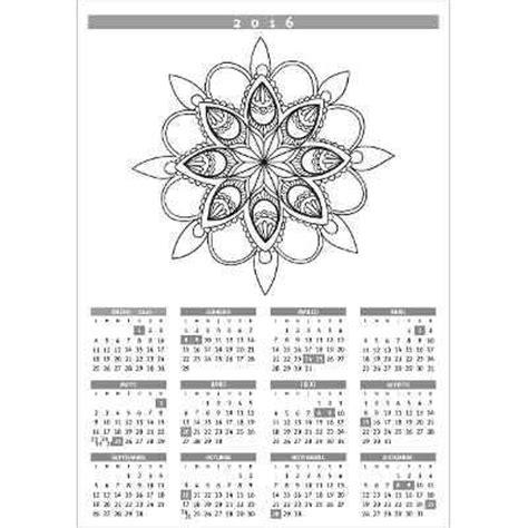 calendario para colorear 1000 images about calendario 2016 on pinterest wisteria