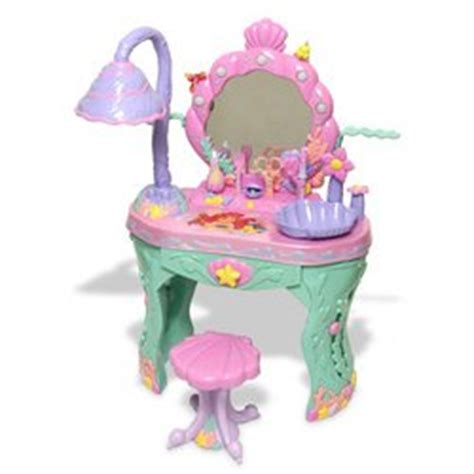 Disney Princess Magical Talking Vanity Looking For Disney Princess Ariel Mermaid Magical Talking Salon Vanity Automotive