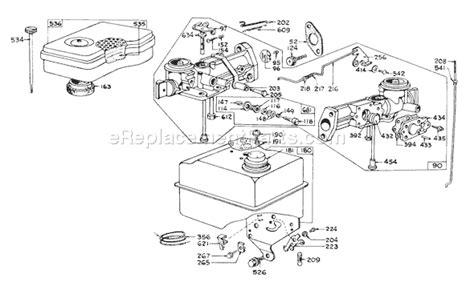 Toro 58210 Parts List And Diagram 2000001 2999999 1972